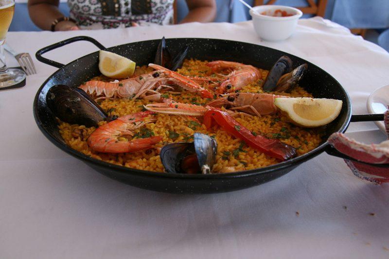 Coruna Food