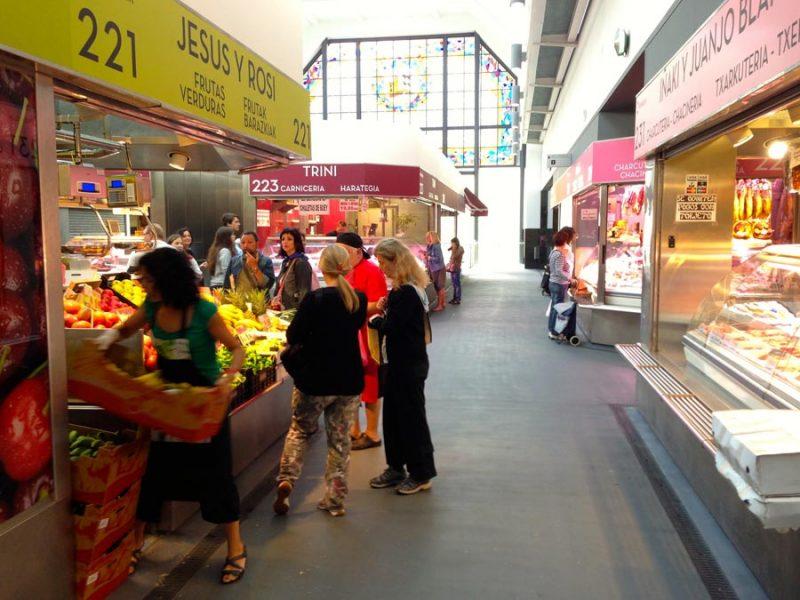Bilbao Ribera Market