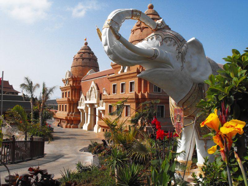 Entrance of Siam Park