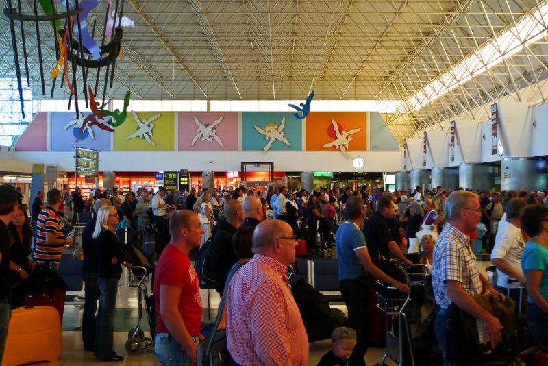 las palmas airport