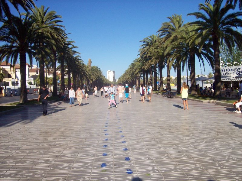 Salou_boulevard