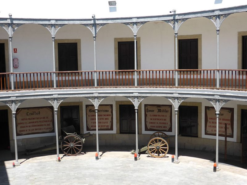 Museo Histórico Militar de Canarias