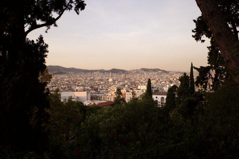 Autumn Barcelona
