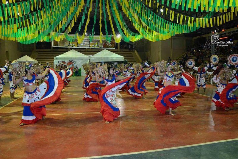Carimbo Dancers