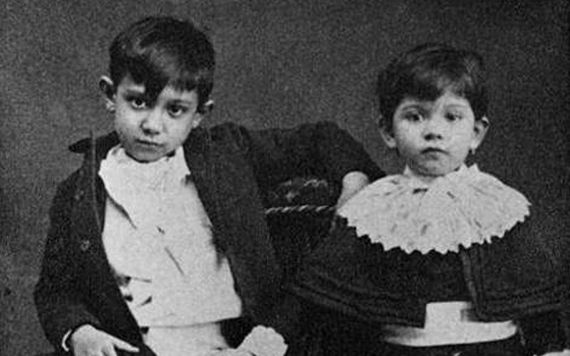 picasso in childhood