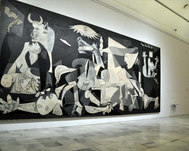 Pablo Picasso - Guerenica