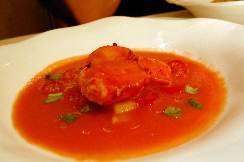 1 Gazpacho