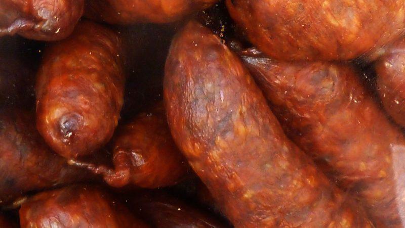 13 Chorizos