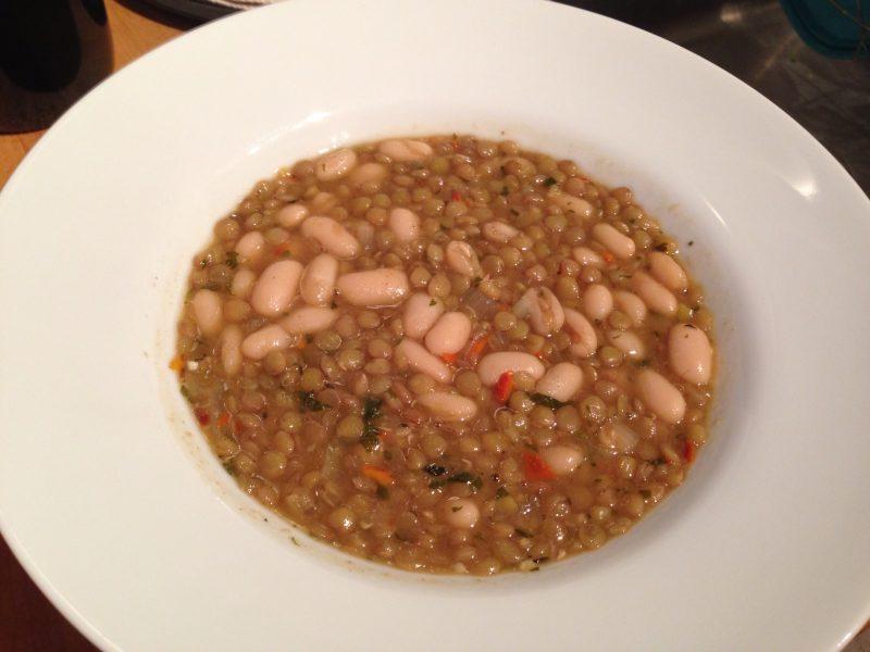 16 Bean stew
