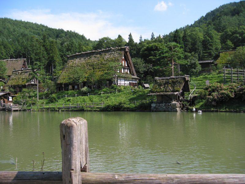 hida village