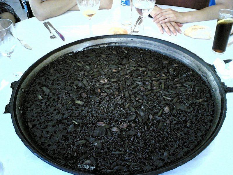 Arròs negre