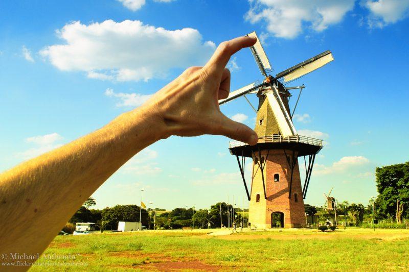 Holambra's Windmill