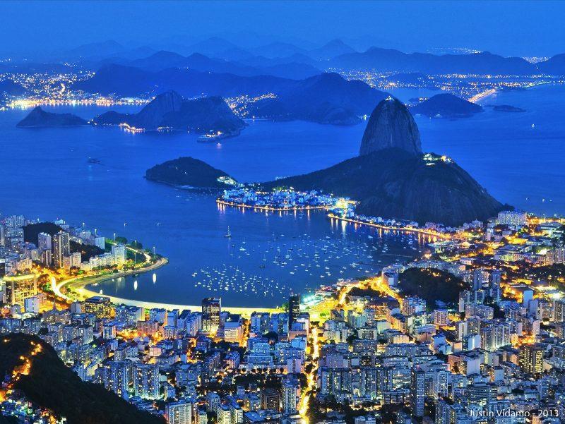 Blue Hour, Rio