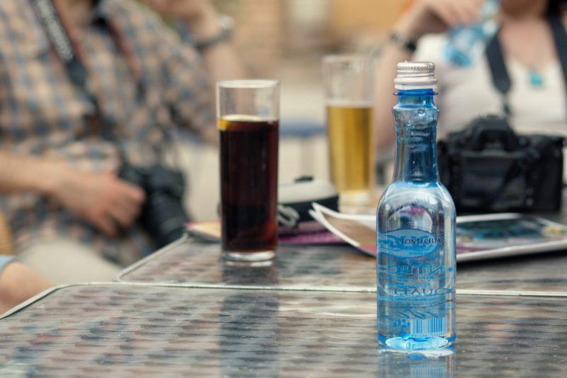 11 Ordering Water