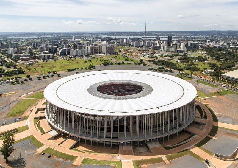 Estádio Nacional de Mané Garrincha