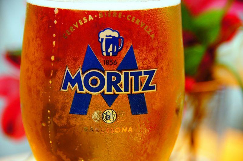 Spanish Beer Moritz