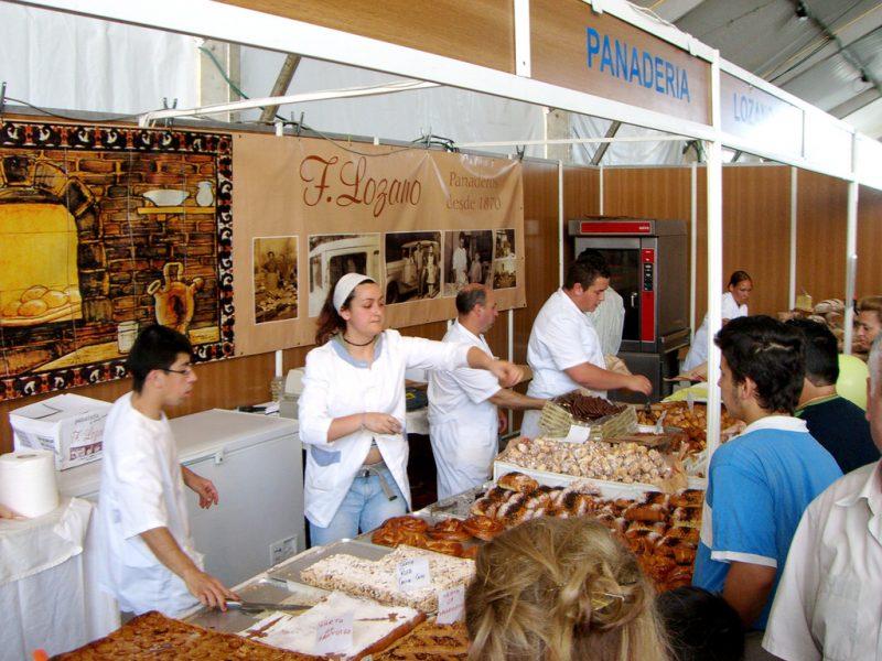 Ronda Bread Stall