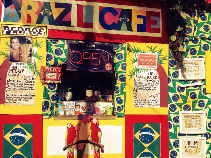 Braxil Street food