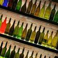Sale & Pepe Wine Bottles