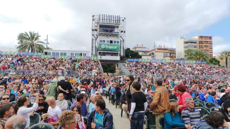 Las Palmas Population