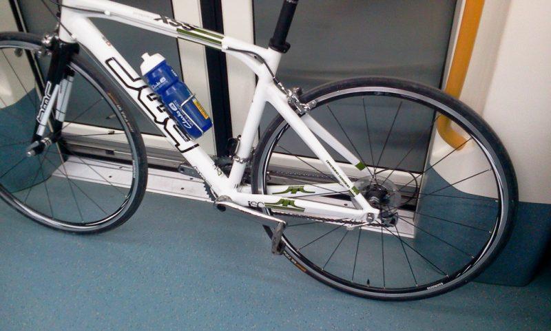 Madrid Metro Bike