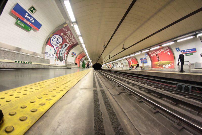 Madrid Metro Station Design