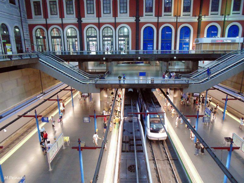 Madrid Metro Timetable