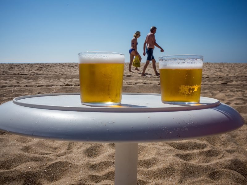 Nerja Beer by the Beach