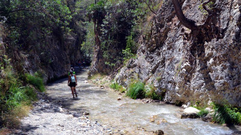 Nerja Chillar River