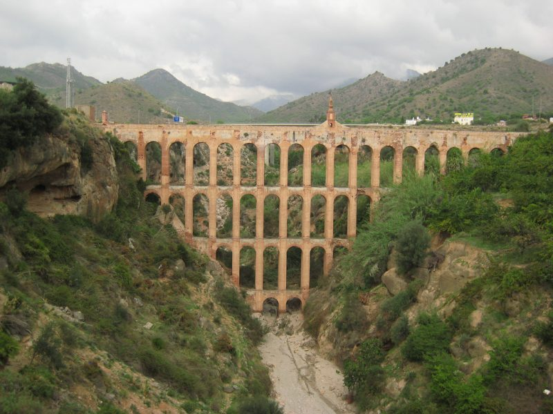 Nerja The Eagle Aqueduct