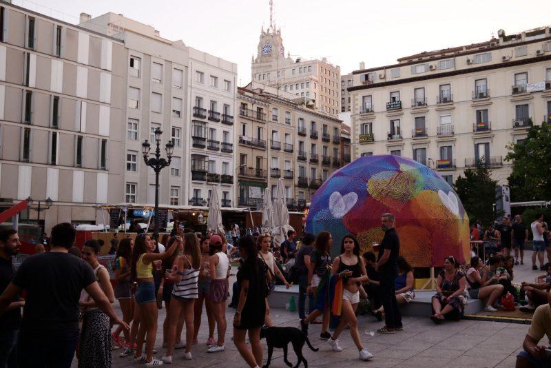 Madrid August