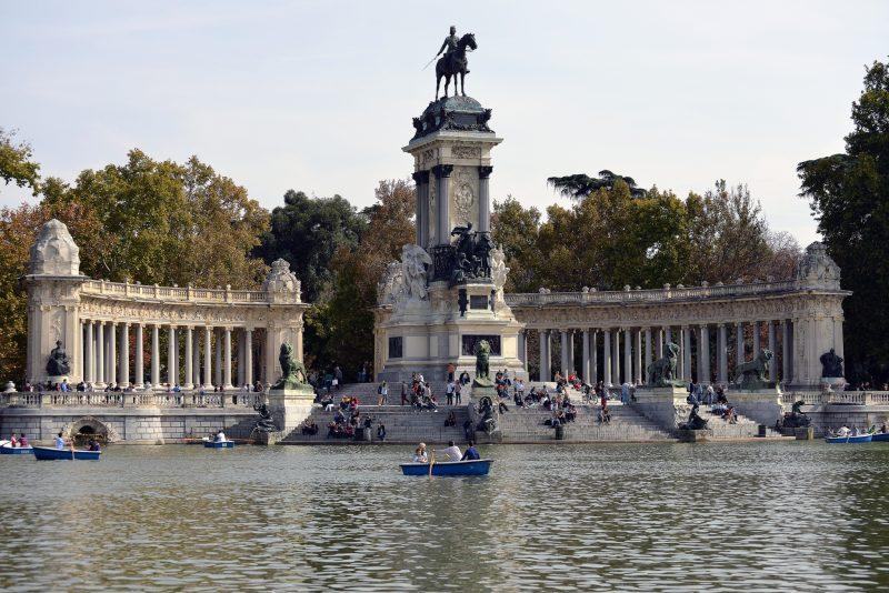 Madrid November