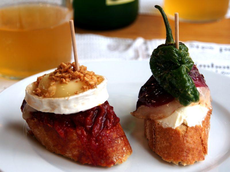 Spain Food Manner