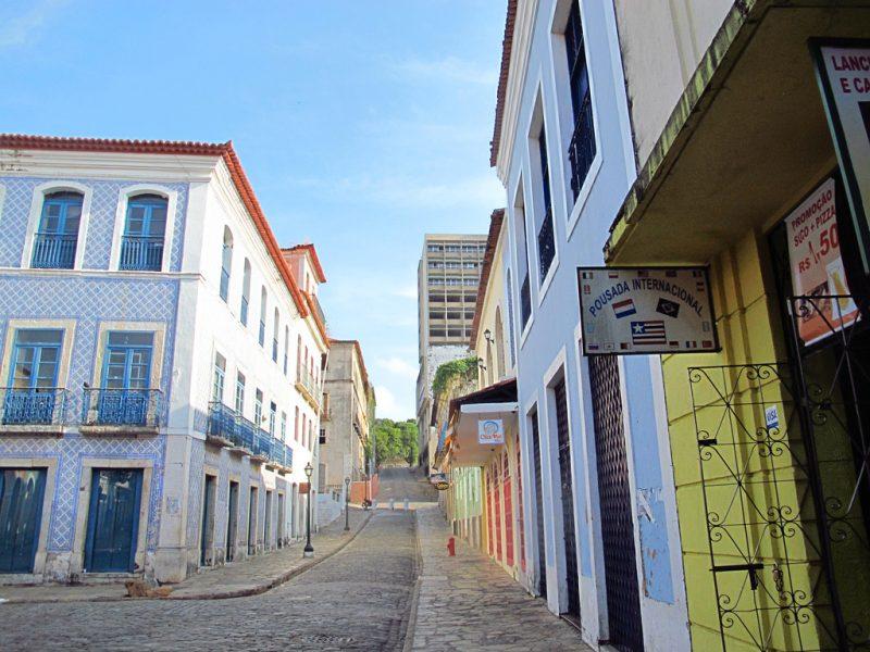 Architecture Sao Luis