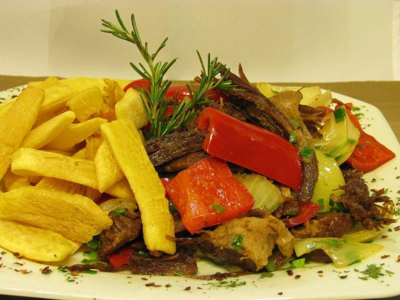 mandioca brazilian food
