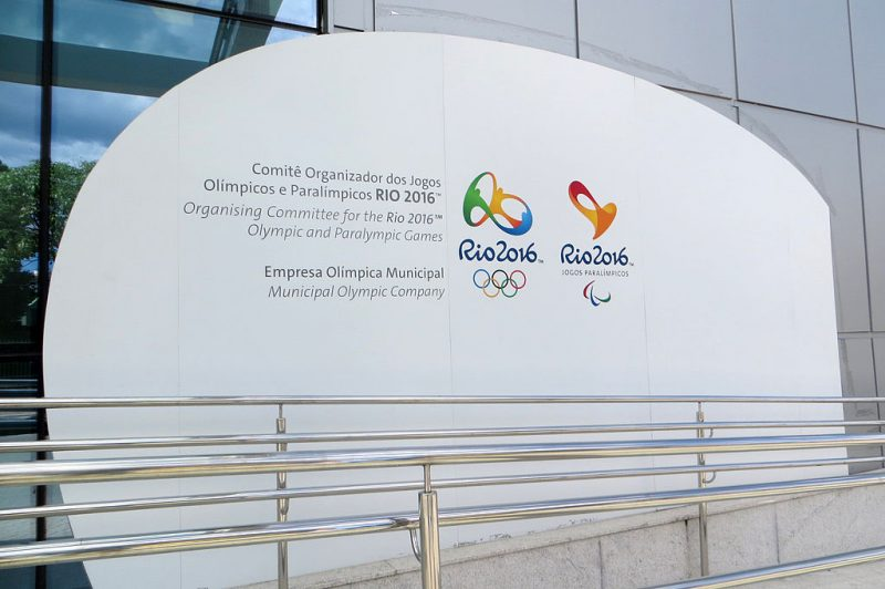 Olympic Offices in Rio