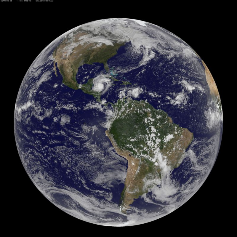 Brazil, Earth