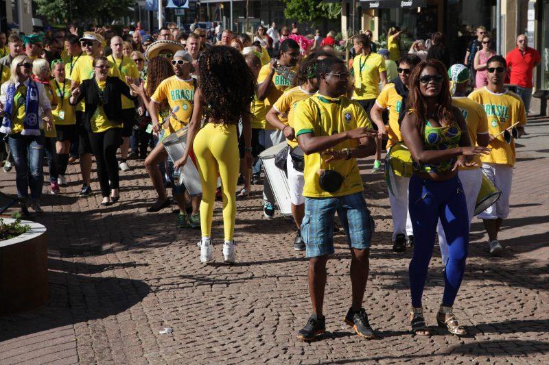 Samba Train