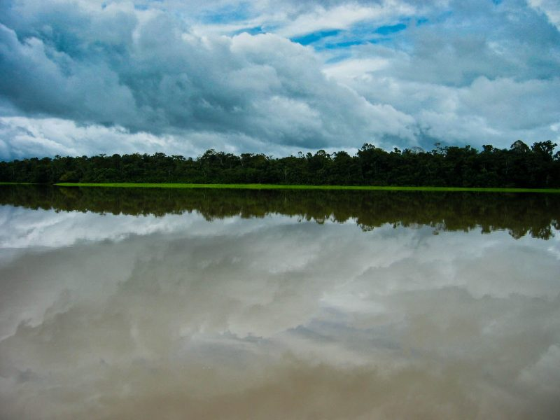 I loved how the Amazon is like a mirror, The Rio Negro Triubutary is een more like a mirror of the sky due to the dark black water due to decaying vegetation coming out of the jungle. I cant wait to go back.