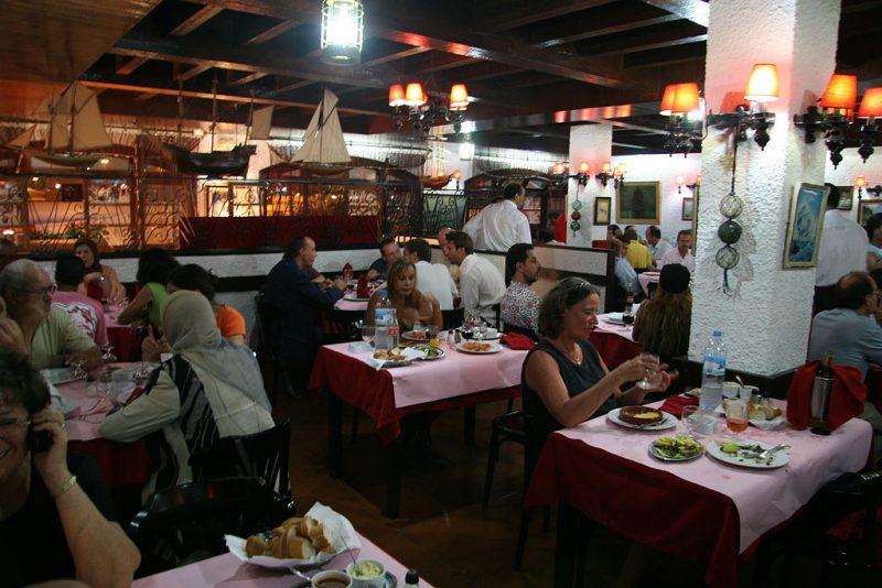 Restaurant Port de Pêche