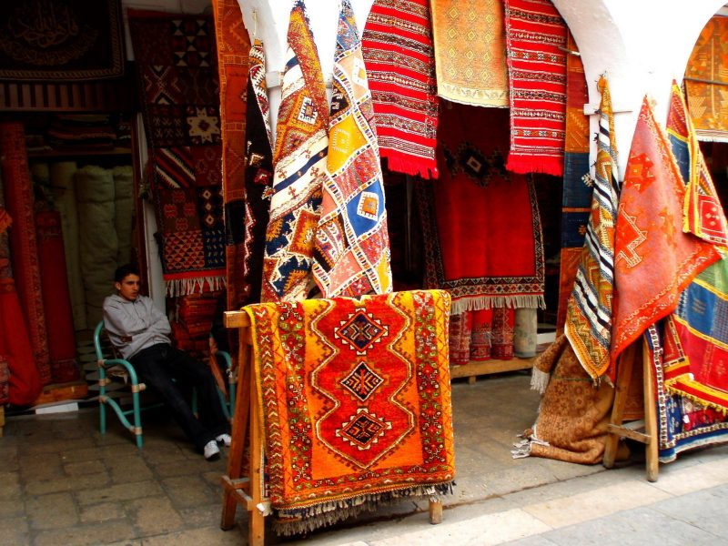 carpet souks