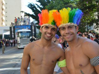 Sao Paulo Gay Pride Parade