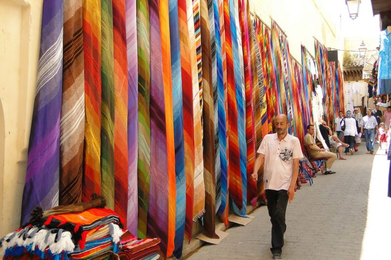 cloths souks
