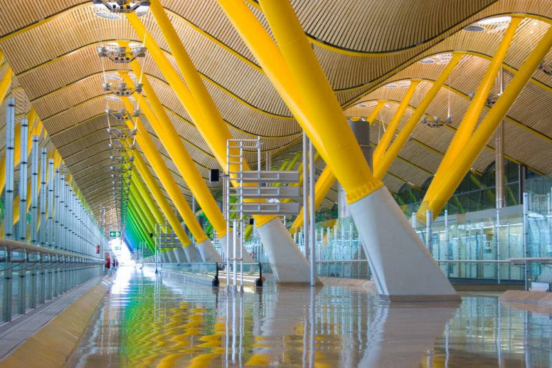 10 Things To Know About Madrid Airport – Trip-N-Travel